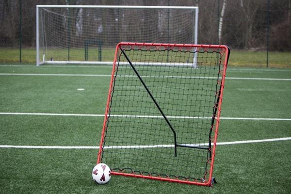 skudtræning fodbold