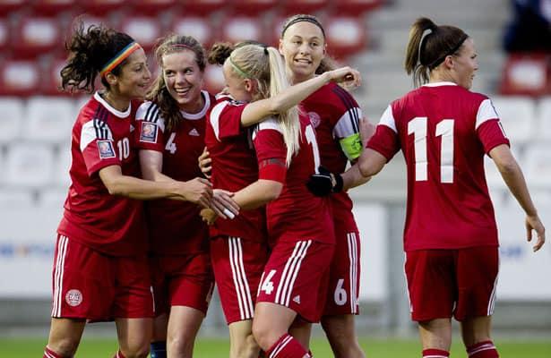 kvindelandsholdet fodbold