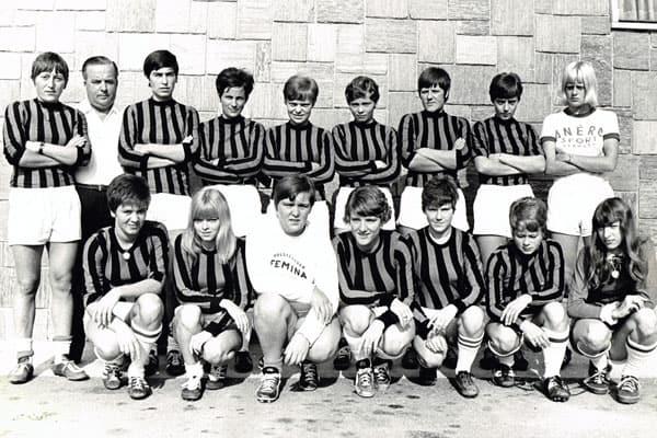 Vm holdet 1970