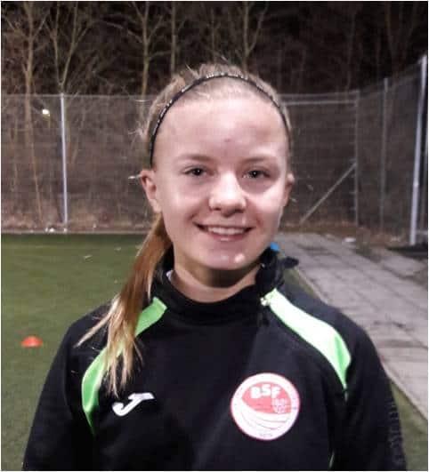 Emilie Langhorn, BSF U18-1 Piger DM