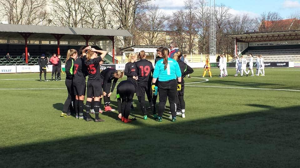 FC Rosengård F19 - BSF U18 Piger DM - foto Job Breitner