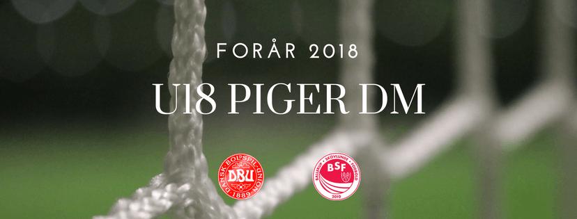 BSF U18 DM forår 2018