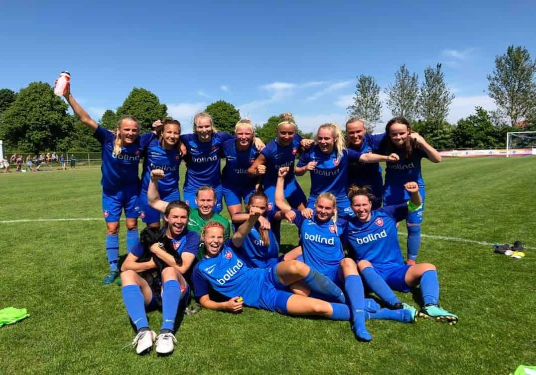 8986abfb74b KoldingQ går efter bronze i Slutspillet - Fodbold for piger