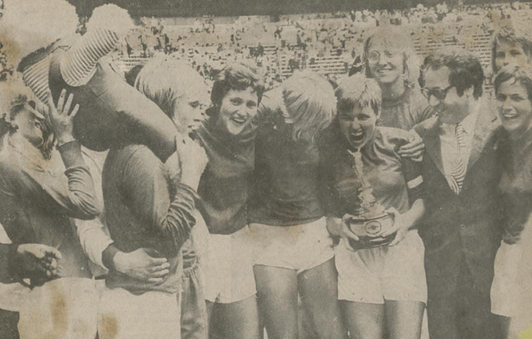 1fa5b09ee467 Den glemte triumf  Da Danmark blev verdensmester i 1971 - Fodbold ...