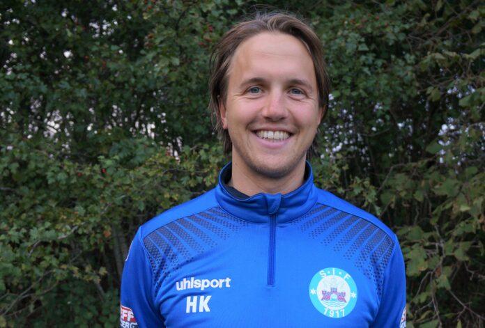 Henrik Krogh Jensen