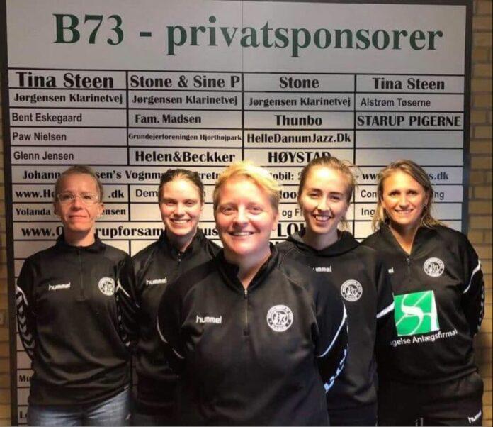 Ny U18 træner i B73