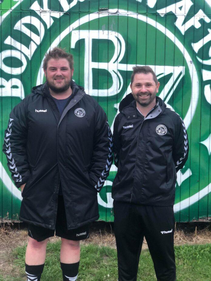 Ny træner i B73